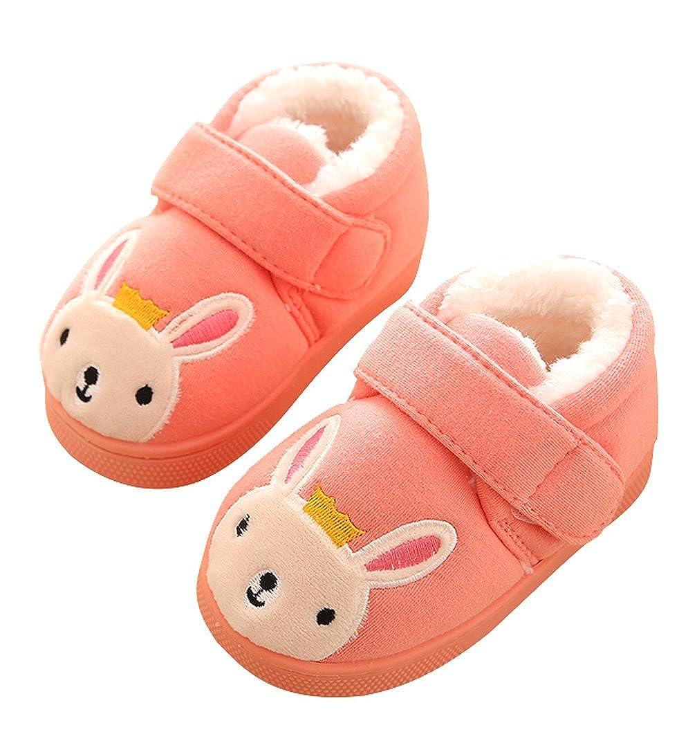 Cattior Animal Cute Kids Slipper Shoes House Slippers Toddler Little Kid