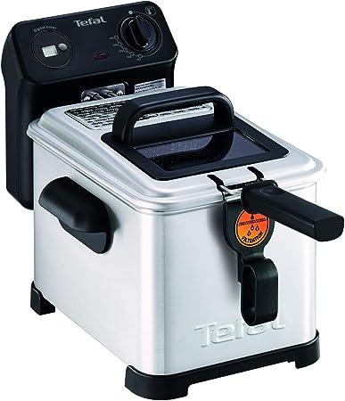 Tefal FR516070 Freidora Pro Premium Eco 4L Digital, sistema de ...