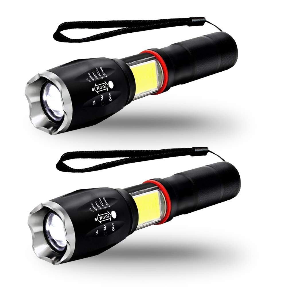 Great pack of flashlights!