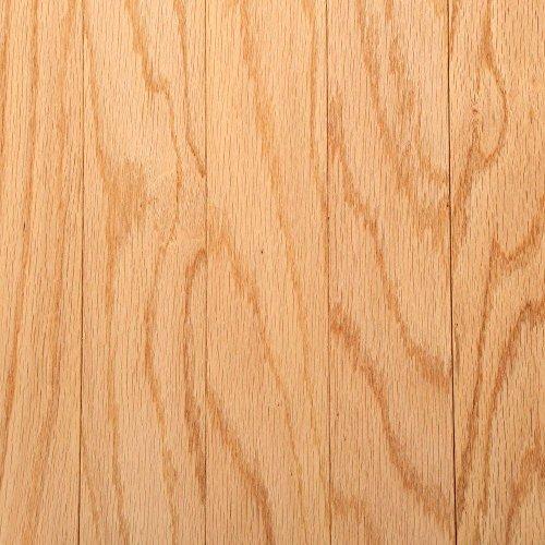 Cheap  Bruce Oak Rustic Natural 3/8 in. Thick x 3 in. Wide x..