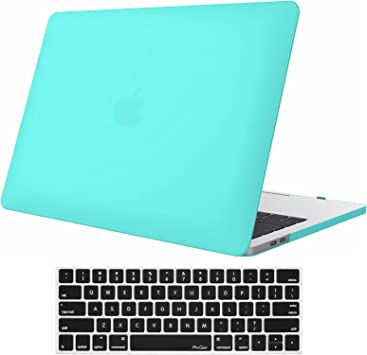 MacBook Pro 13 Case Model:A1708//A1706//A1989//A2159,QiuHuiCase Plastic Shell Case Only Compatible 2016-2019 Release MacBook Pro 13 inch with Touch Bar Touch ID CY26 flower marble-W41