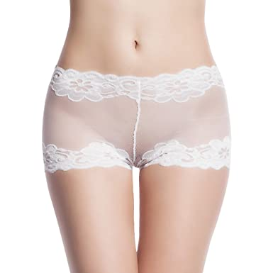 dad5ecfc4 luckyemporia Women Ladies Underwear Panties Thongs G string Briefs Lingerie  French Knickers  Amazon.co.uk  Clothing