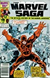 The Marvel Saga: The Official History of the Marvel Universe #13