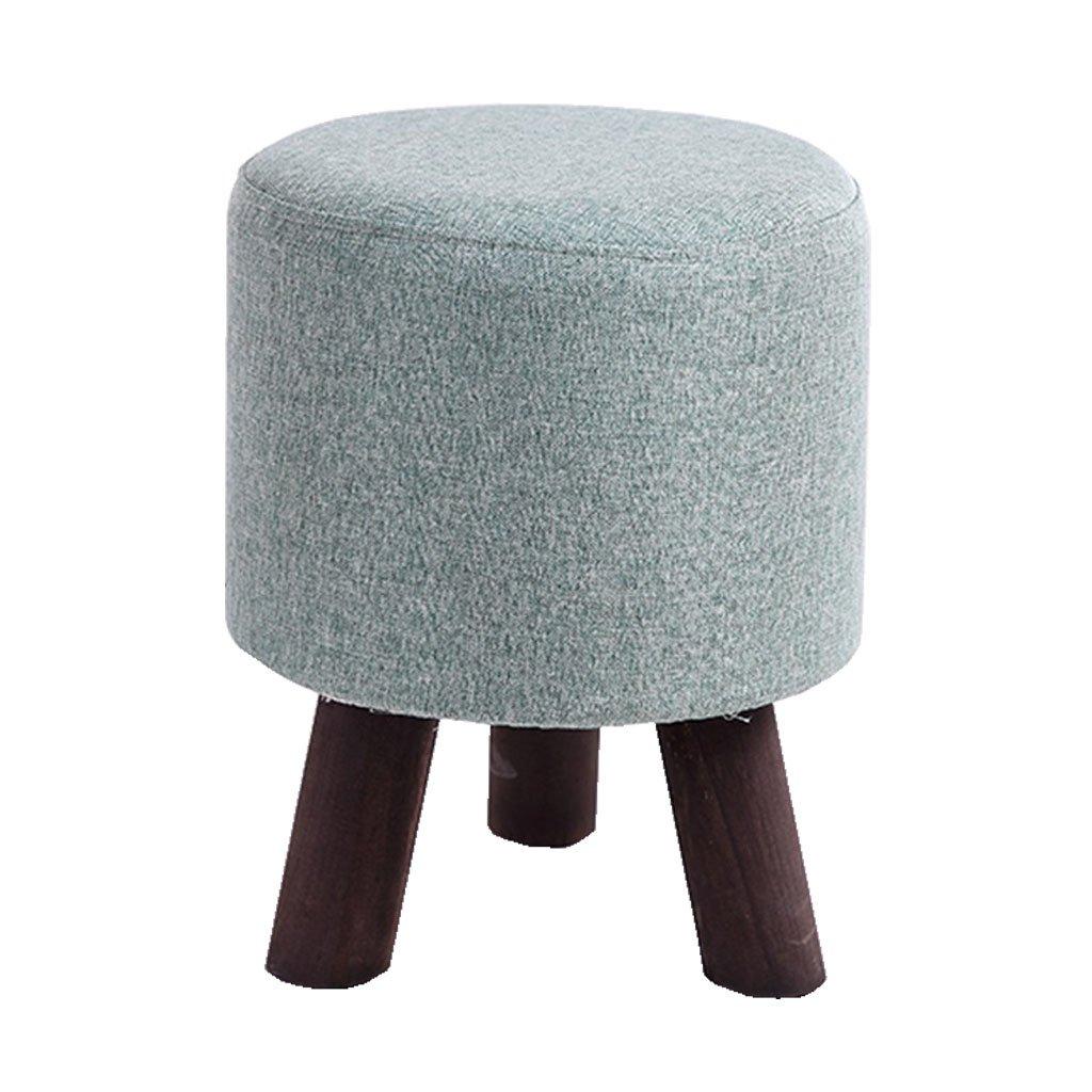 suministramos lo mejor B RUNWEI RUNWEI RUNWEI Taburete de Madera Maciza hogar Salvaje salón decoración sofá Taburete (Color   B)  wholesape barato