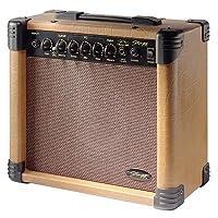 Stagg 25019923 15 AA DR EU Digital REVERB Akustik Amplifier (230V)