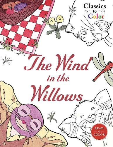 Classics to Color: The Wind in the Willows