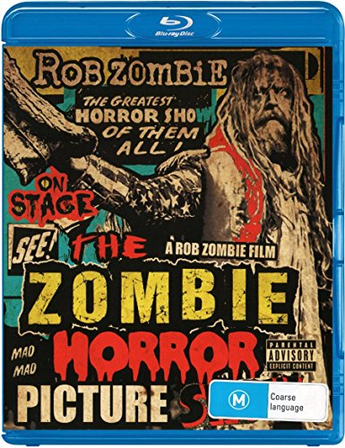 The Zombie Horror Picture Show [Blu-ray] -