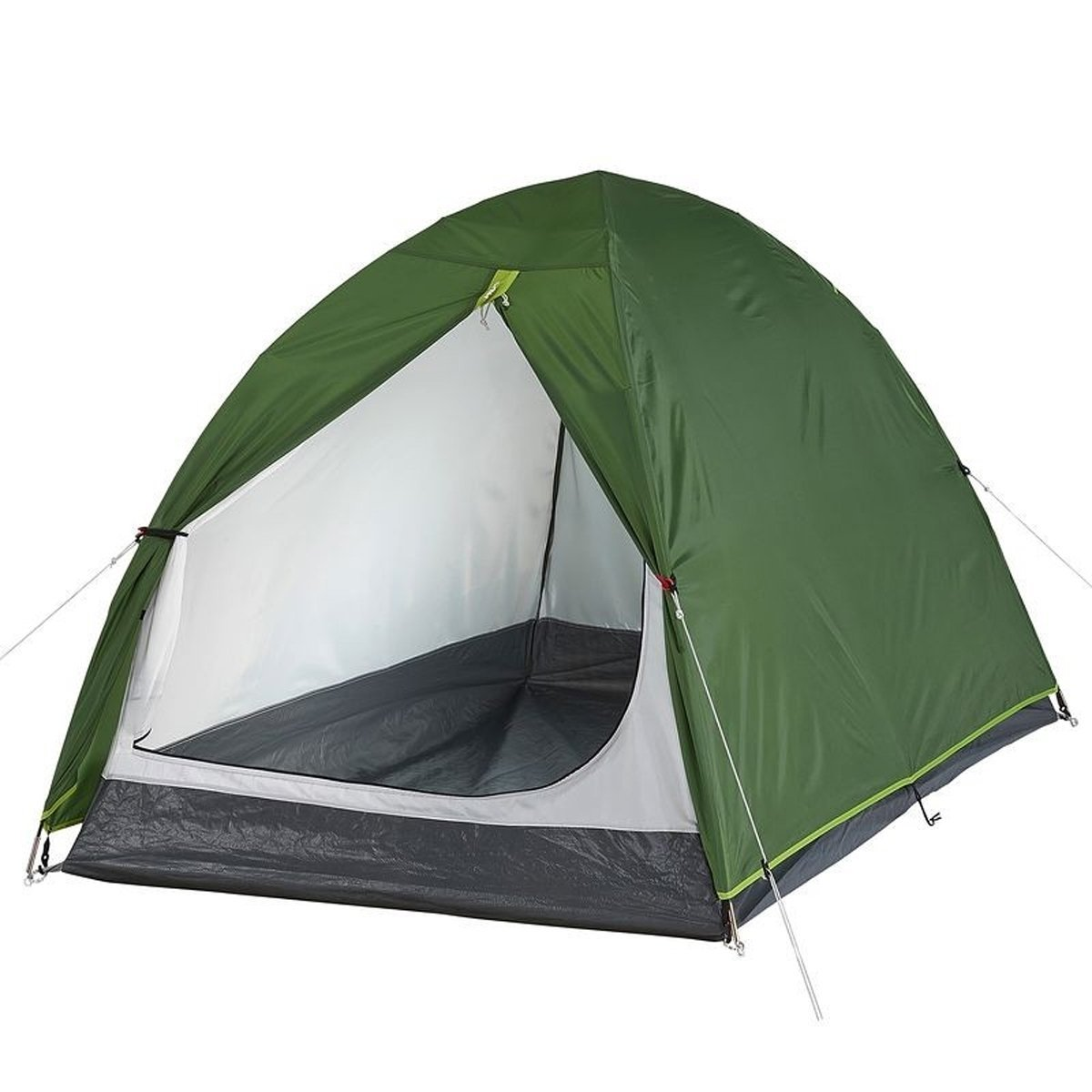 For 2579/-(43% Off) Quechua Arpenaz 2 Tent (Green) at Amazon India