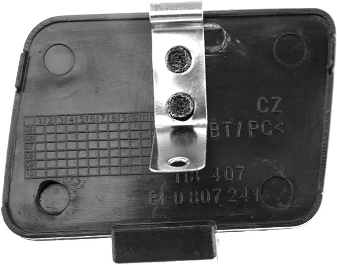 Chrome Die Cast KNS Accessories KA6200 1928-30 Model A Bumper Clamps