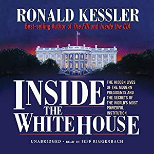 Inside the White House Audiobook