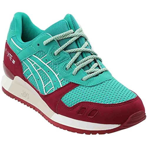 new style 7a8f5 ad535 ASICS Tiger Men Gel-Lyte III (Green/Spectra Green) Size 9 US ...