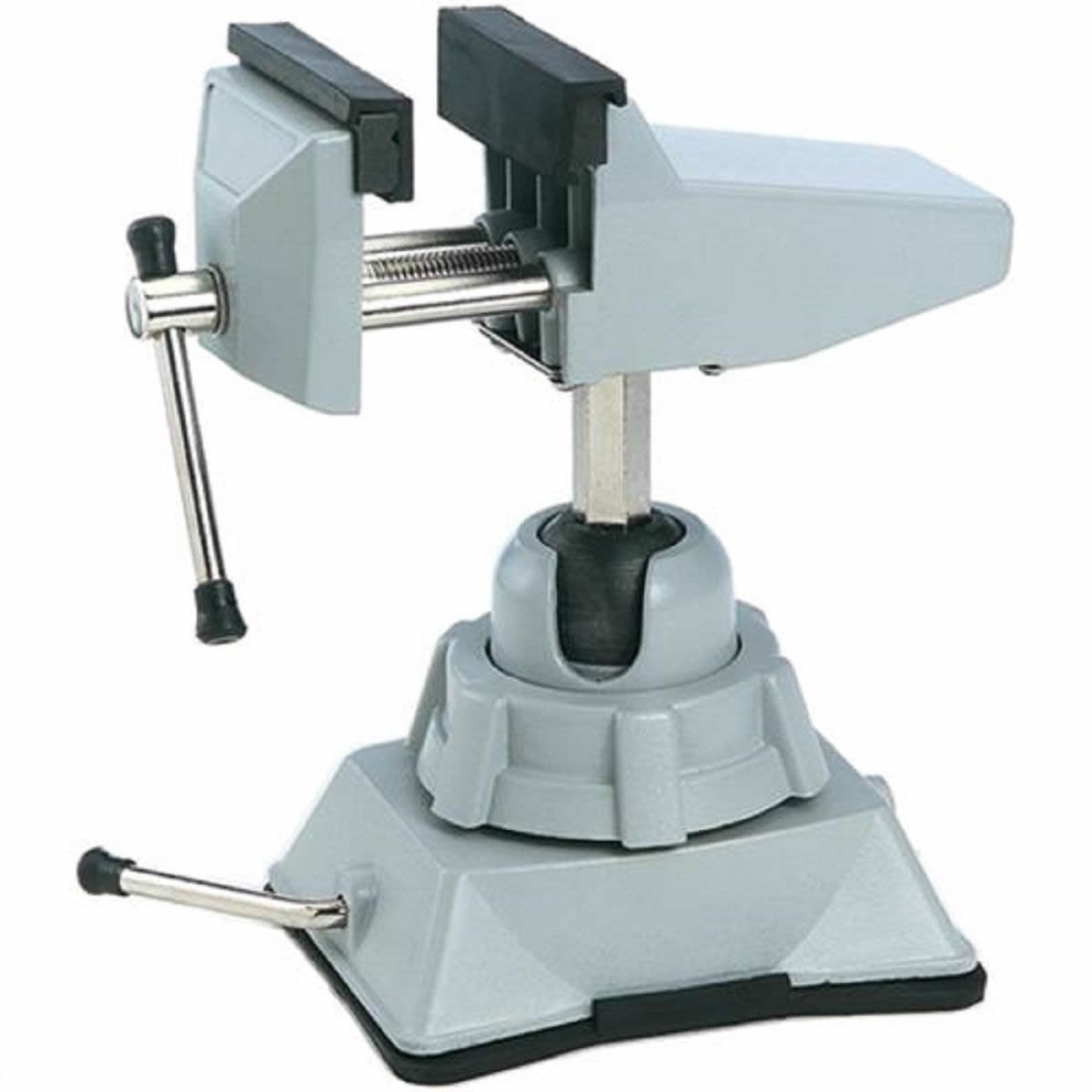 Pro Mini Tool Soft Jaw Vice Universal Clamp On Hobby Jeweler`s Bench Table Vise