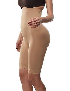 46e8f57a26121 Beilini Women s High Waist Thigh Shapewear Tummy Firm Control Lift Bum  Shaper