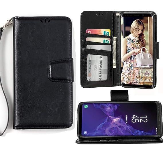 super popular ea165 065ff Amazon.com: LG V30 Wallet Case,Suordii PU Leather Case for LG V35 ...