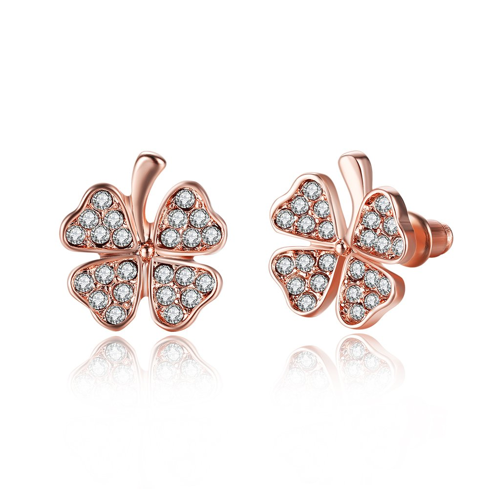 BLOOMCHARM Exquisite&Fancy Design Stud Fashion Dangle Drop Long Earrings Jewelry, Gifts for Women Girls by BLOOMCHARM