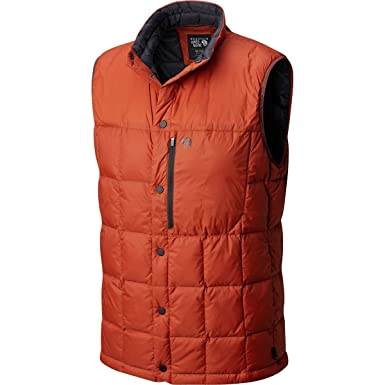 dd7cf50f6742 Mountain Hardwear Mens PackDown Vest at Amazon Men s Clothing store