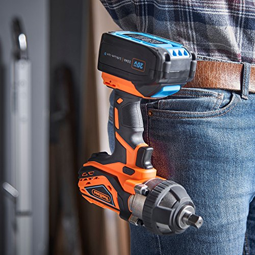 61zsEeKHv7L The True Potential Of The VonHaus Cordless Impact Wrench