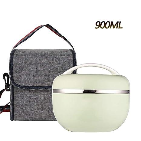 DAMAILE Acero Inoxidable Lunch Box Recipiente para Comida ...