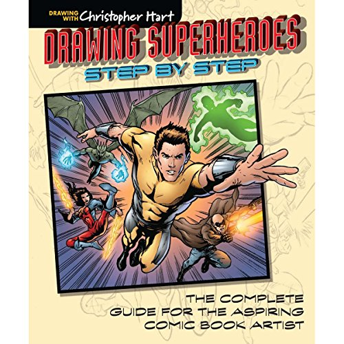 SIXTH SPRING BOOKS-SUPRHEROES