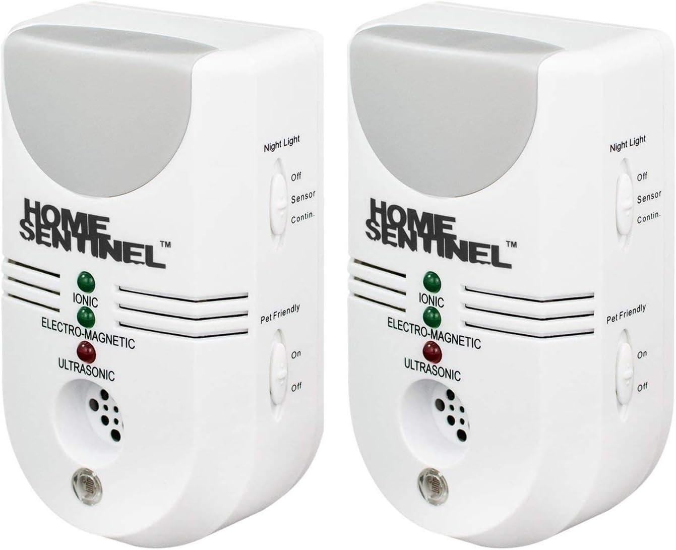 Aspectek Home Sentinel 5-en-1 para interiores Pest Control ...