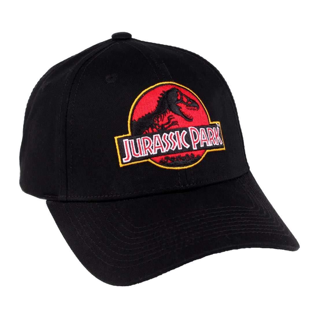 Jurassic World Casquette Jurassic Park - Logo Visor, Multicolour Multicouleur, One Size