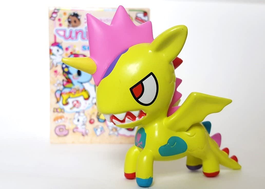 Tokidoki Unicorno Series 5 Kaijucorno Blind Box Figure NEW