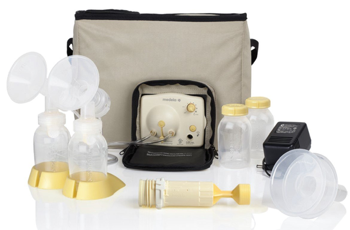 Amazon Com Medela Advanced Personal Double Breast Pump