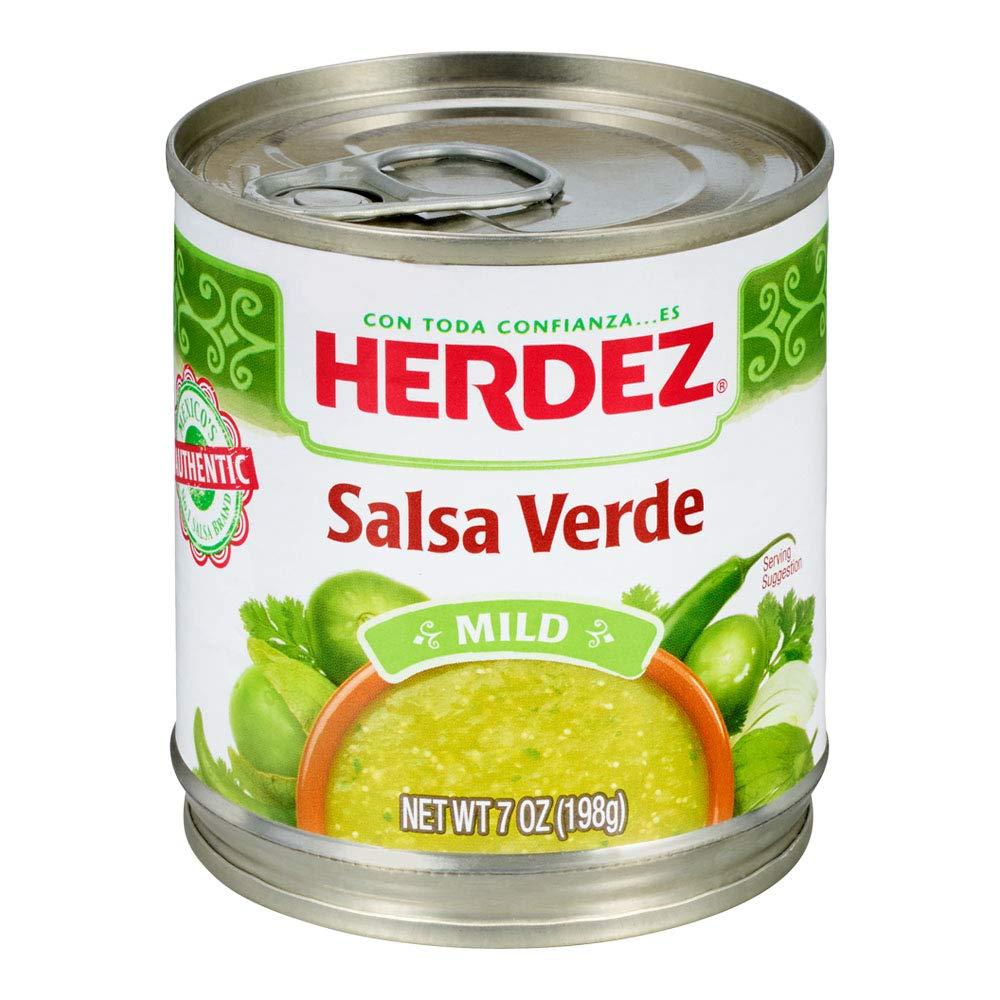 Herdez Salsa Verde, 7 Ounce