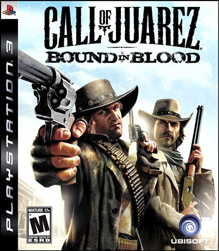 Call of Juarez: Bound In Blood - Playstation ()