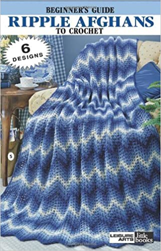 Ripple Afghans To Crochet Leisure Arts 75001 Leisure Arts Little
