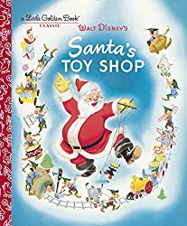 Santa's Toy Shop (Disney)