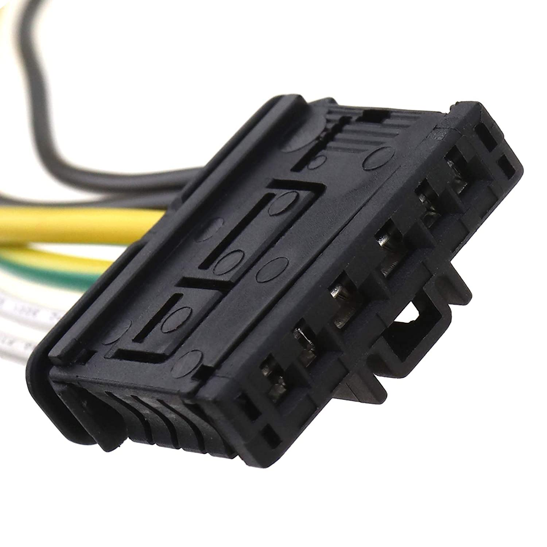 OTOTEC 2X Rear Light Cable Set 6 Pin 20cm Tail Light Wiring Harness 1606248780