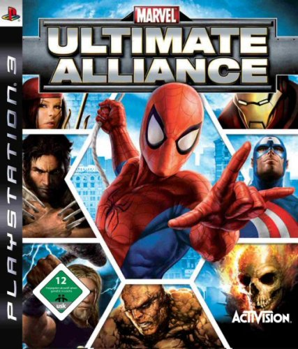 Marvel Ultimate Alliance - PS3 |