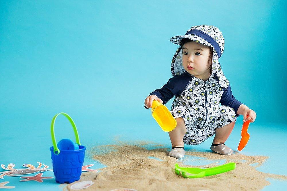 Vaenait baby 0-24M Baby Girls One-Piece Rashguard Swimwear Dimanche Baby