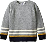 Product review for Petit Bateau Boys' Crewneck Colorblock Sweater