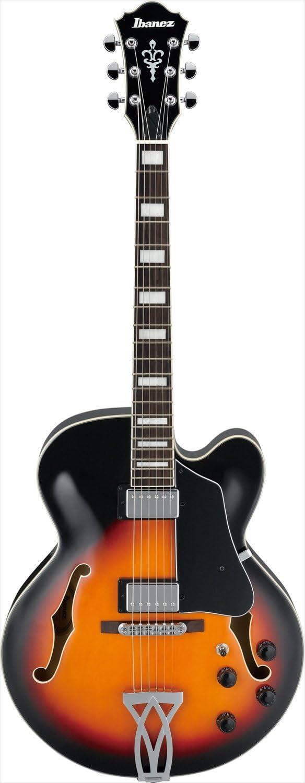 Ibanez - Af75 bs guitarra eléctrica semicaja