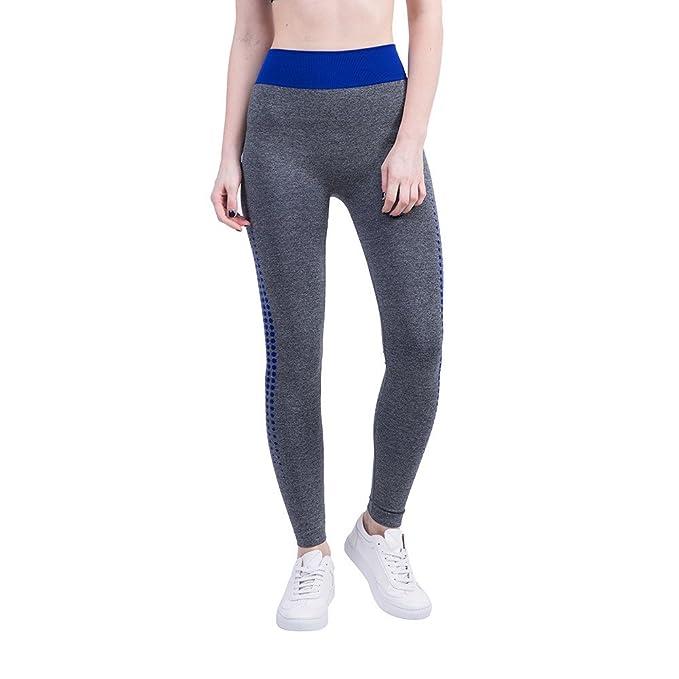 Amazon.com: URIBAKE Womens Printed Leggings Elastic Gym ...