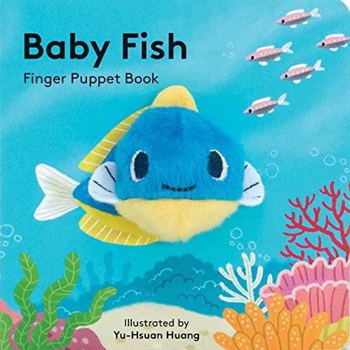 (Baby Fish: Finger Puppet Book)