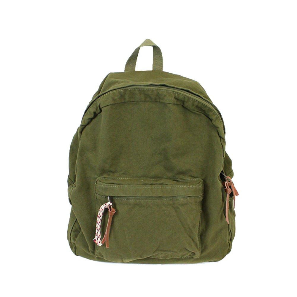 0a621eaffce ... Lighweight Backpack Army Green. 60%OFF School Bookbags For Girls  Classic School Rucksack Travel Daypack Canvas Purse Lighweight Backpack