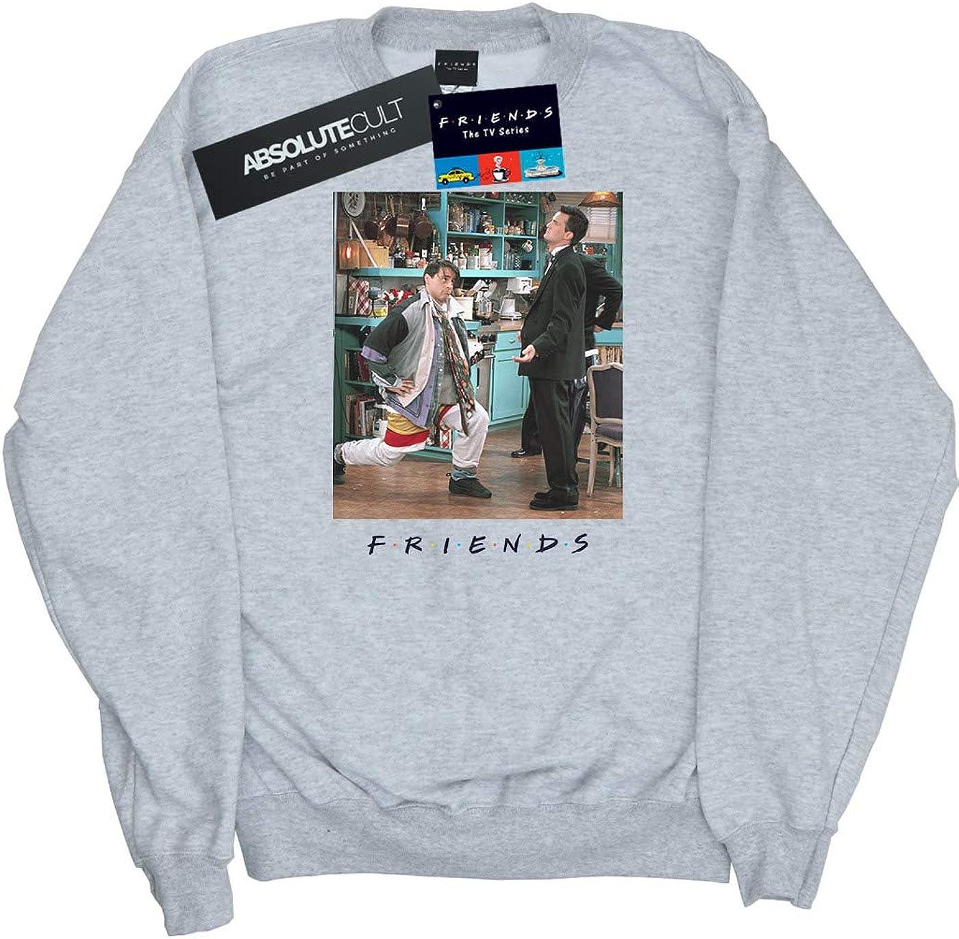 Absolute Cult Friends Girls Joey Lunges Sweatshirt