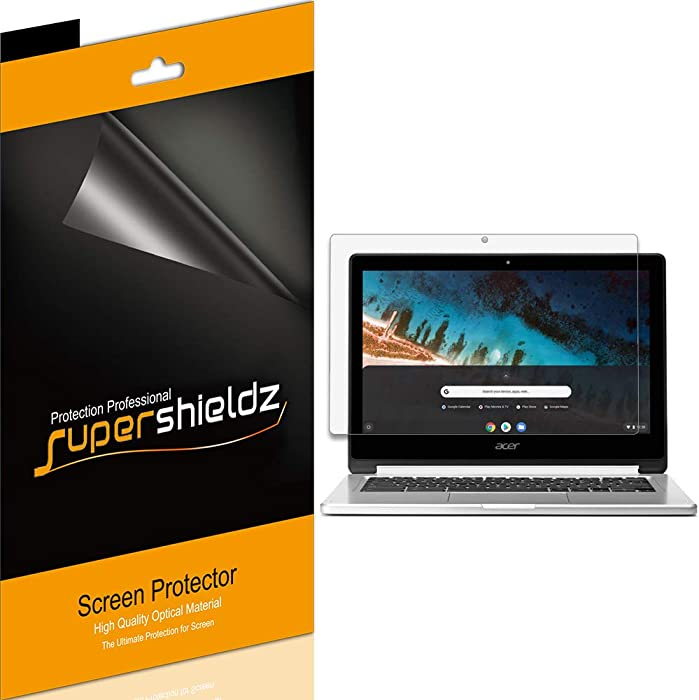 (3 Pack) Supershieldz Designed for Acer Chromebook R 13 (13.3 inch) Screen Protector Anti Glare and Anti Fingerprint (Matte) Shield