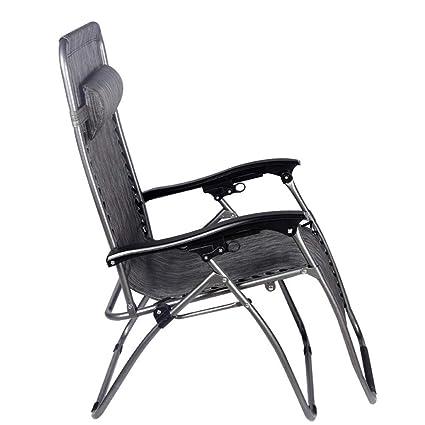 SEEKSUNG Lounge Chairs Nap Chair Folding Lunch Break 22 Tube Chair  Luxurious Chair Deck Chair