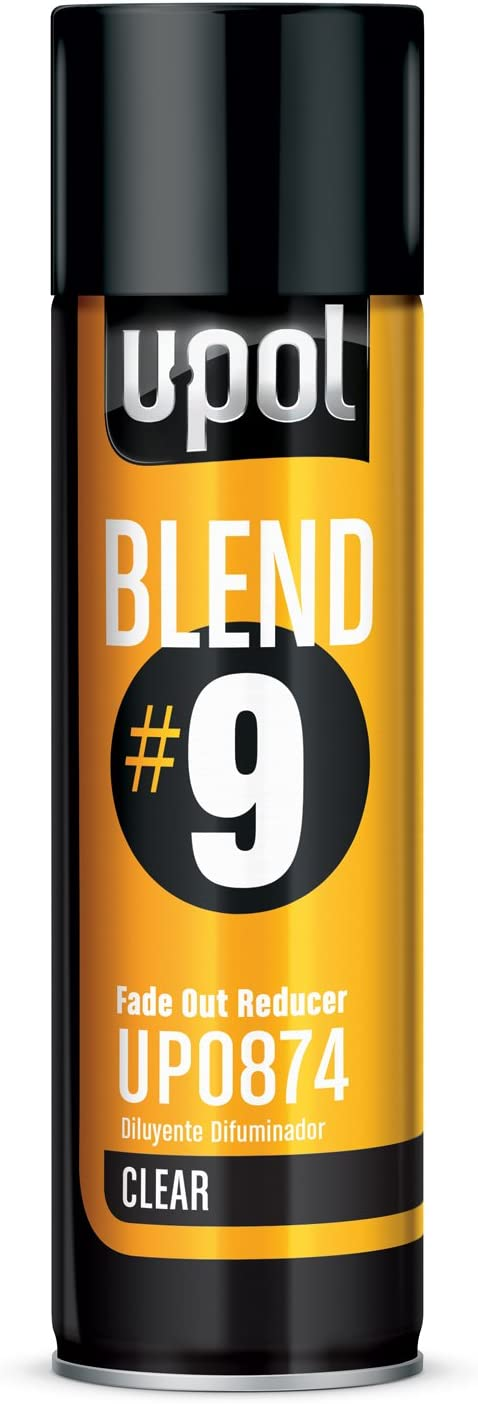 U-POL Products Blend#9 Fade Out Reducer Premium Aerosol, 450ml Aerosol