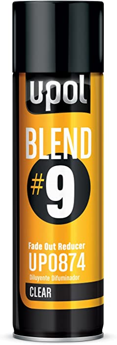 Top 9 Upol Clearcoat Blender Fade