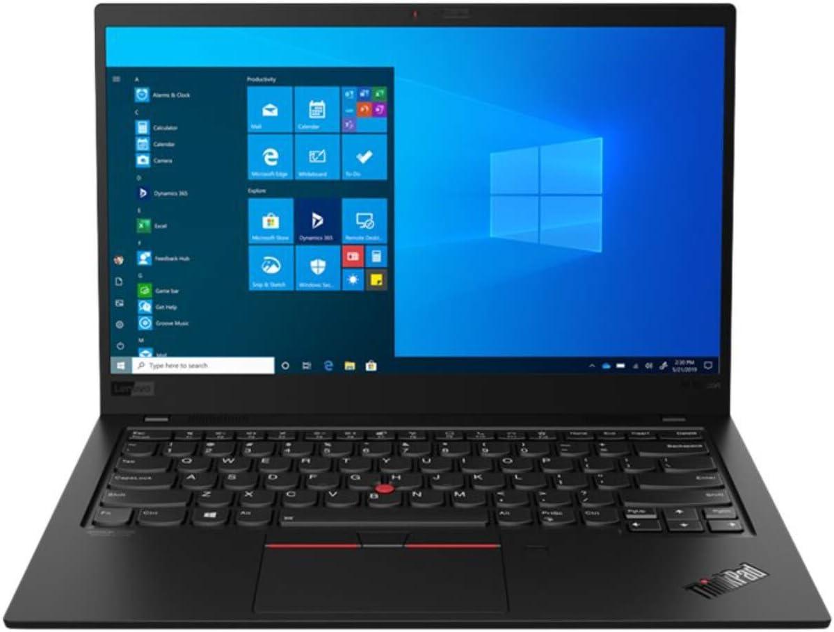 Lenovo ThinkPad X1 Carbon 10th Generation Ultrabook: Core i7-10510U