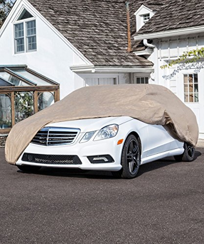 Budge Protector IV Car Cover Size 5 Fits Cars Up To 22