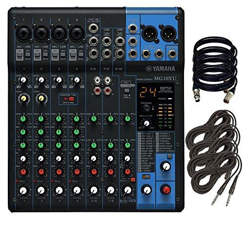 yamaha 10 mixer - 7