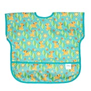 Bumkins Baby Toddler Bib, Disney Waterproof Junior Bib, Simba (1-3 Years)