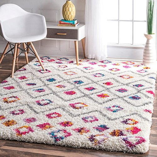 rugs henderson solid rug best blog roundup emily moroccan patterned shag