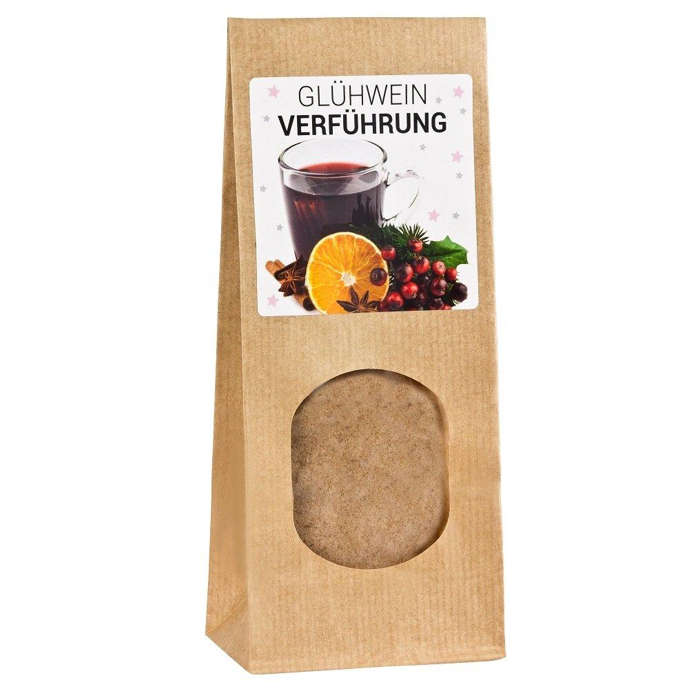 Glühwein-Geschenkbox - Glühweinbox - Glühweinglas mit Gravur ...